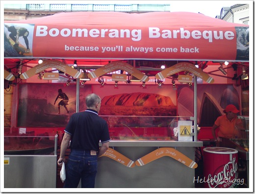 Boomerang Barbeque