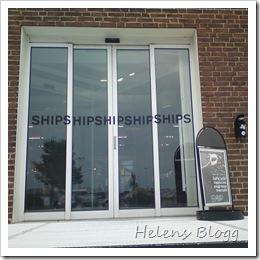 SHIP Huvudentré