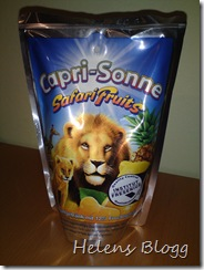 Capri-Sonne SafariFruits
