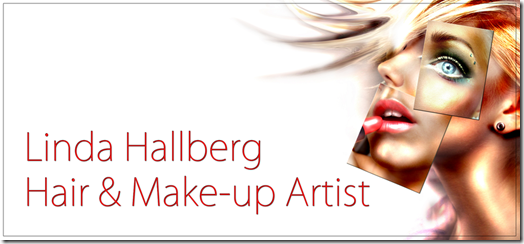 Linda Hallberg, Hair & Make-up Artist