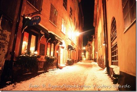 Foto: R Ryan/Stockholm Visitors Boarde