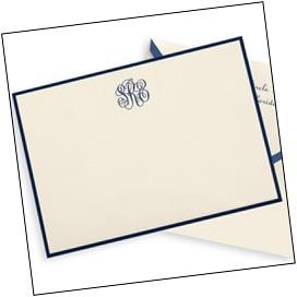 monogramcard