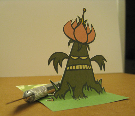 plant cutout