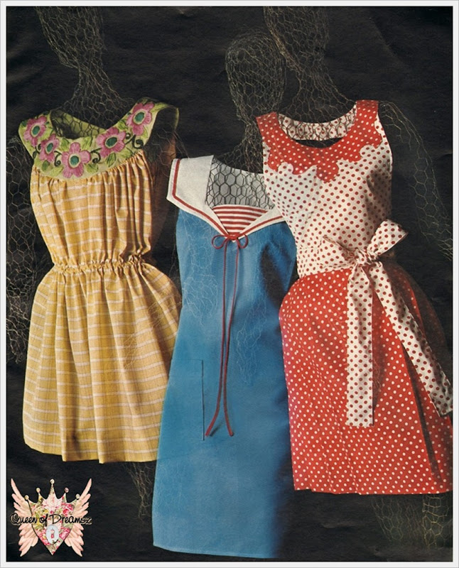 850-65-Womans-Day-Sept-1964--Page-51--Pinafore-Aprons-b1-