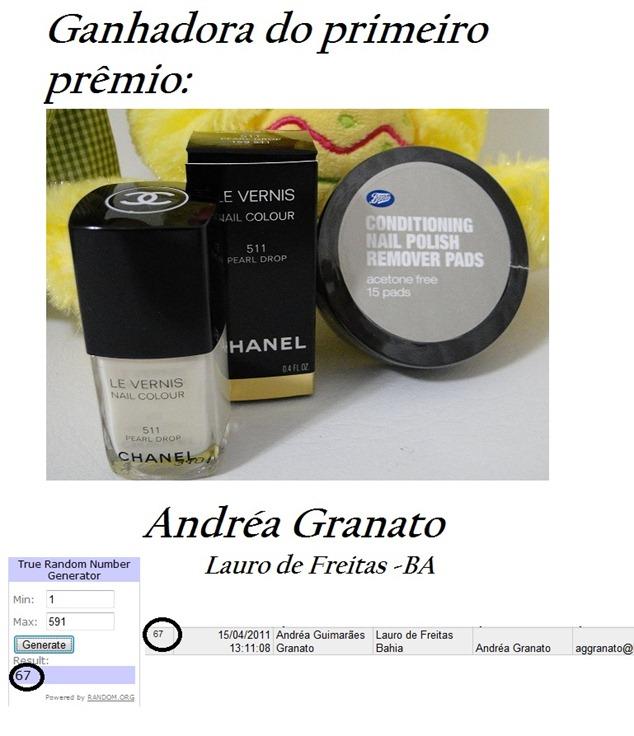 ANDRÉA GRANATO