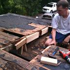 Jeff Baynham Working the Structure
