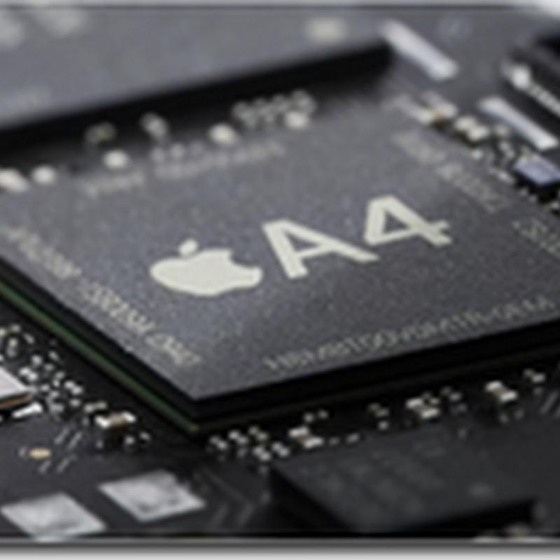 A4: The Brain Behind the iPad