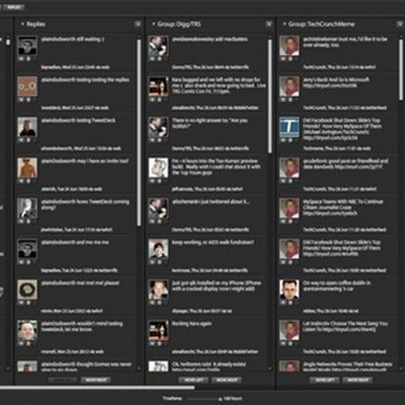 Twitter Desktop Clients I Really Like