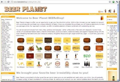 Beer Planet Shop screen2 600
