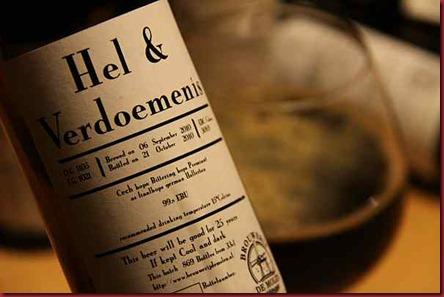 Hel & Verdoemenis label 2