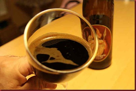 Haandbryggeriet Odin's glass in hand