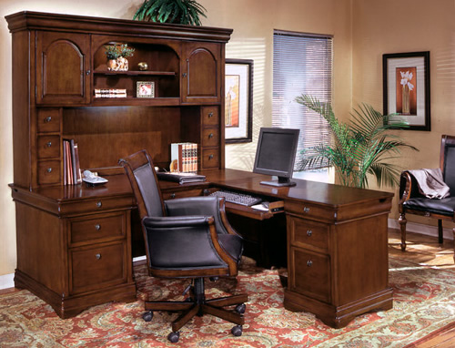 The Right Home Office Furniture Can Make You More Productive