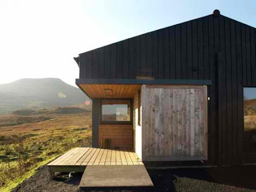Compact Low Budget House by Rural Design