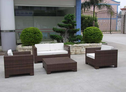 Outdoor Garden Furniture For Today's Living Spaces