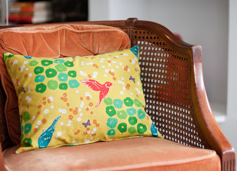 Sewed Pillows   A Delicate Touch For Interior DA cor