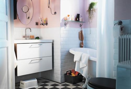Bathroom Design Ideas for 2011 by IKEA