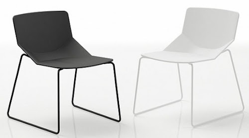 Modern Chair Design by Area Declic