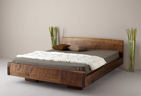 Contemporary Bed Collection by Ign. Design