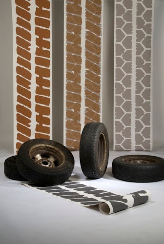Cool Wallpaper Design, Offroad by Ditte Maigaard