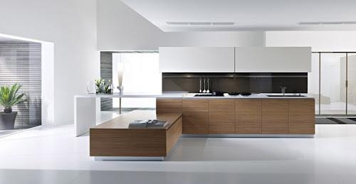 Unique DUNE kitchen range from Pedini
