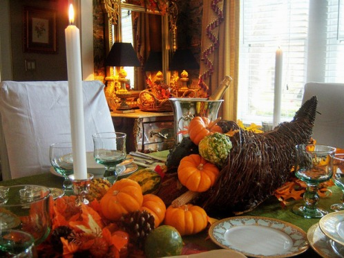 Decorate Your House With Style For Thanksgiving