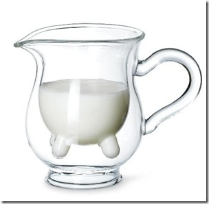 Design Jarra de leite