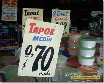 Placa - Tapoé
