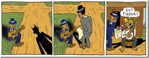Tongo Comics - Robert Johnson
