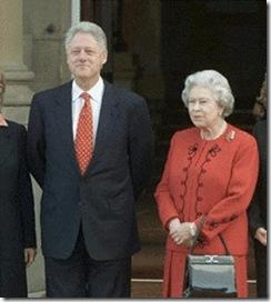 3 Rainha com Clinton