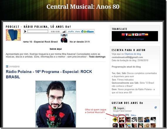 Blog Central Musical