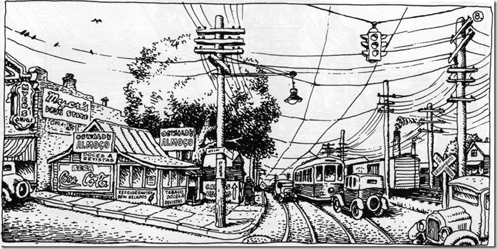 Robert Crumb - Breve história da América 08