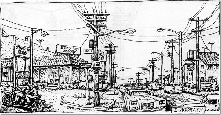 Robert Crumb - Breve história da América 12