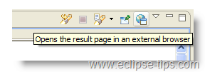 Eclipse Search - New Browser