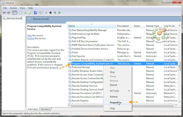 Program Compatibility Assistant ปิดซะอย่าให้มากวนใจ Pcad02