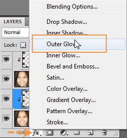 เทคนิคการทำภาพแบบ Interweaving Photo Strips [Photo Effect] JStrips24