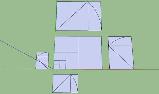 มหัศจรรย์รูปสี่เหลี่ยมกับ SketchUp Sq-46