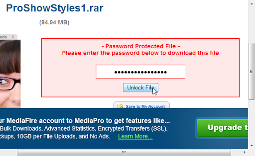 download - เทคนิคการดาวน์โหลดไฟล์จากเว็บ Mediafire ด้วย Internet Download Manager Mediapass