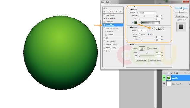 เทคนิคการวาดรูปแอบเปิ้ลสวยๆ Apple05
