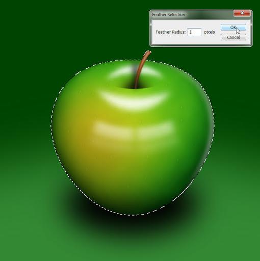 เทคนิคการวาดรูปแอบเปิ้ลสวยๆ Apple62
