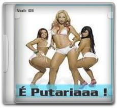Funk Proibidão   É Putaria ! Vol. 6