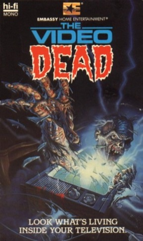 Video Dead Embassy Vhs Front