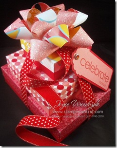 CELEBRATE YOUR DAY GIFT BOX TRIO