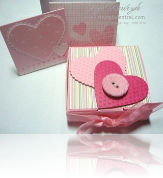 BITTY BOX NOTE CARD SET