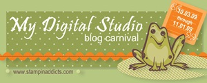 Stampin' Addicts My Digital Studio Blog Party
