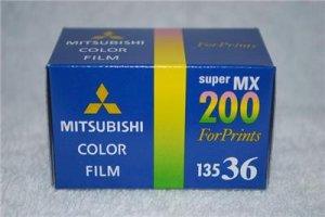 Nikon FM2 + Septon 50mm F2 +三菱200