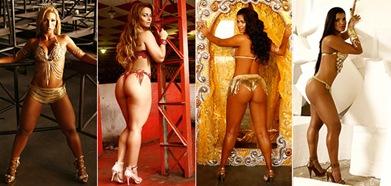 Carioca_Valesca Popozuda, Viviane Araujo_ Thatiana Pagung_Juliane Almeida_Rainhas de Bateria