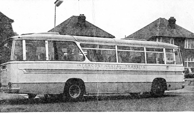 hippy trail coach2705