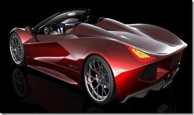 mobil tercepat di dunia 2