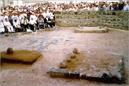 صورة قبر الامام الحسن