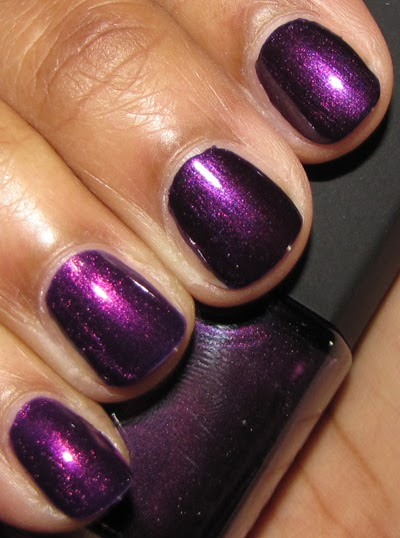 Polish or Perish: NARS Purple Rain vs Others